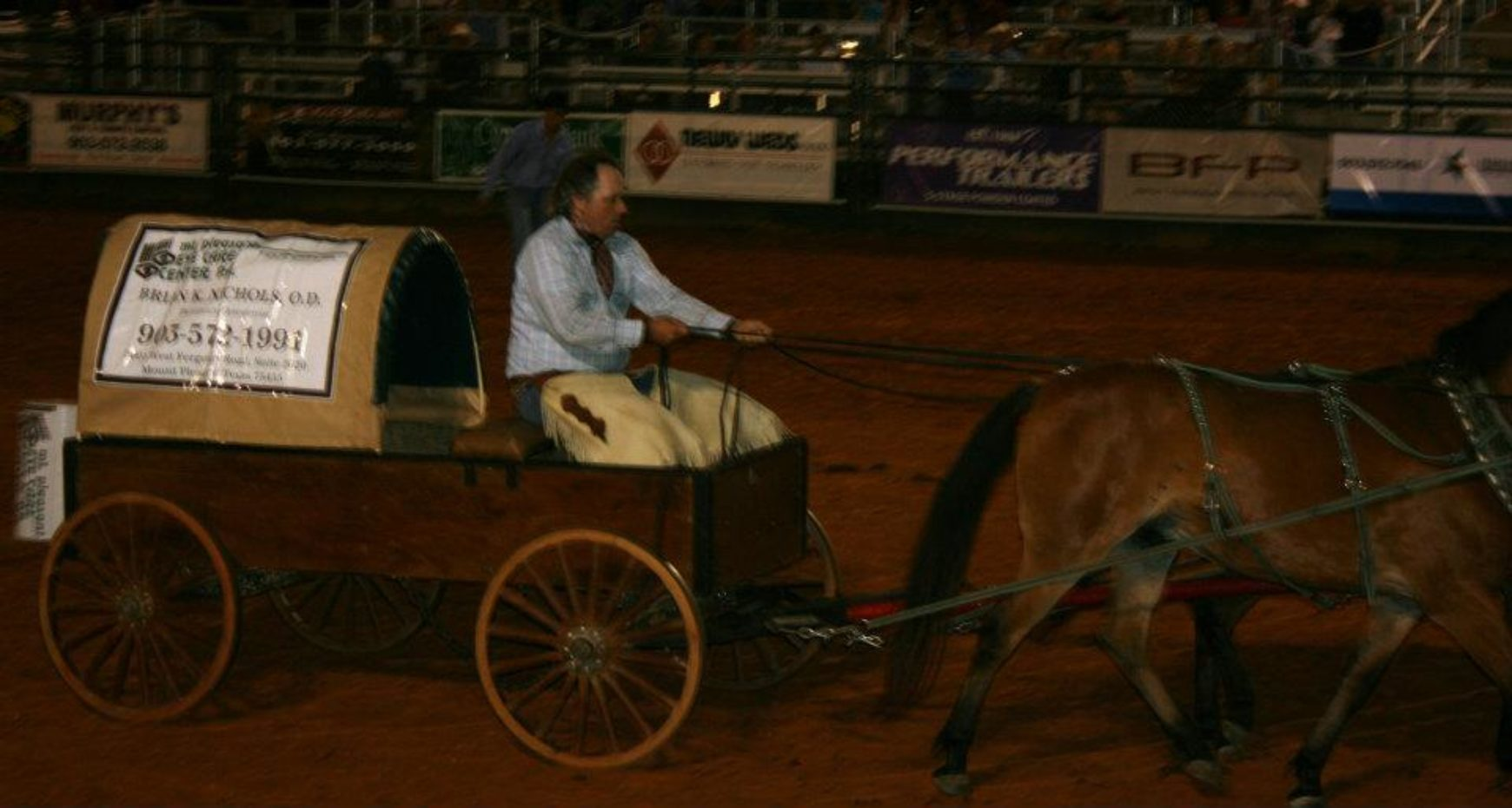 Chuck Wagon Races 2013
